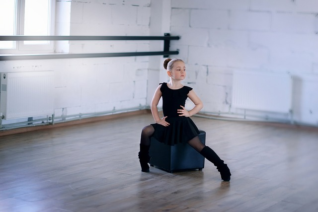 malá baletka