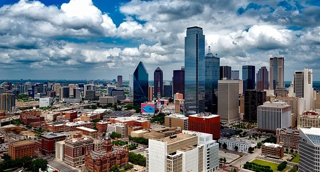 město Dallas