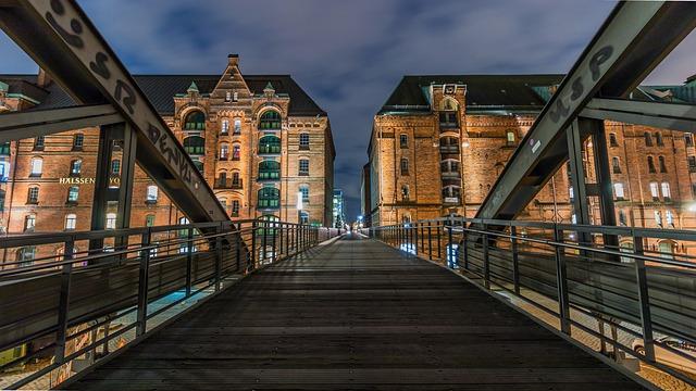 moderní most