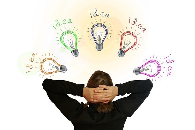 hodně nápadů