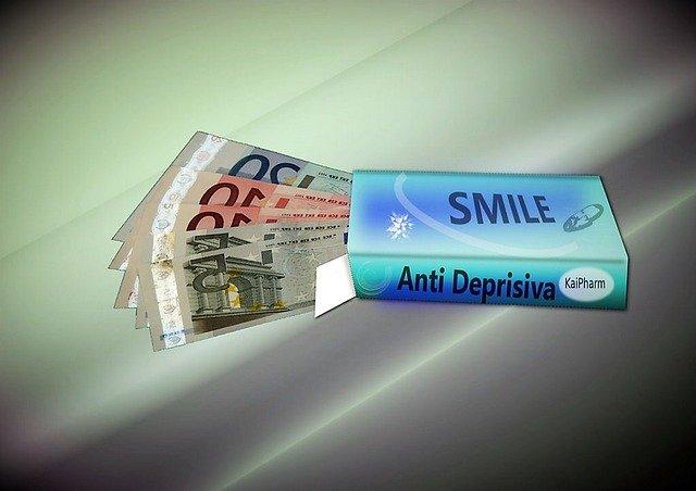 antidepresivní balíček