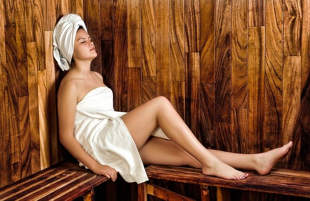 dámská sauna