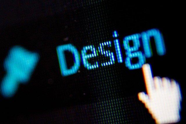 webdesign a kurzor