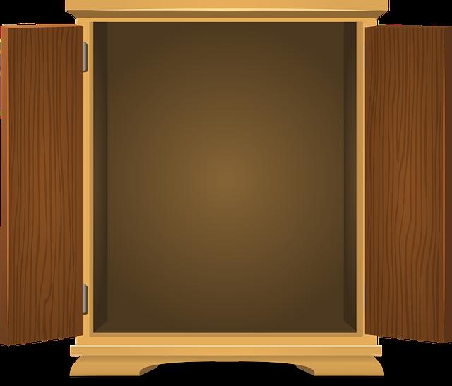 Velká skříň
